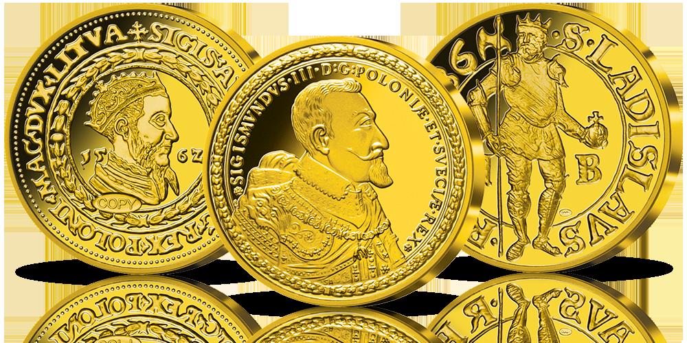 najcenniejsze-monety-polskiemonet-historycznych-trzy-monety