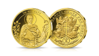 platerowane-zlotem-medale-kolekcja-wszyscy-swieci-walenty