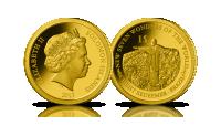 kolekcja złote monety nowe siedem cudów świata jezus zbawiciel