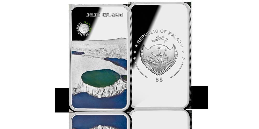 srebrna-sztabka-moneta-wyspa-jeju