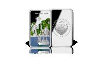 Srebrna moneta sztabka Zatoka Halong