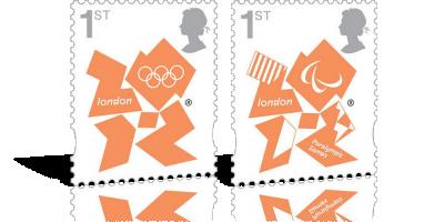 Oficjalne znaczki letnich Igrzysk Olimpijskich Londyn 2012