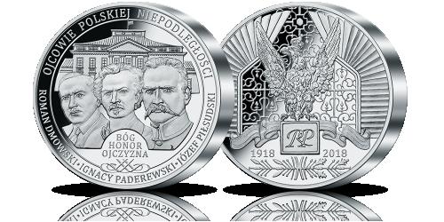 srebrny-numizmat-ojcowie-polskiej-niepodleglosci-1kg-srebro