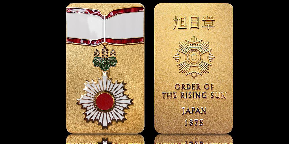 najwyższe państwowe odznaczenie japonii