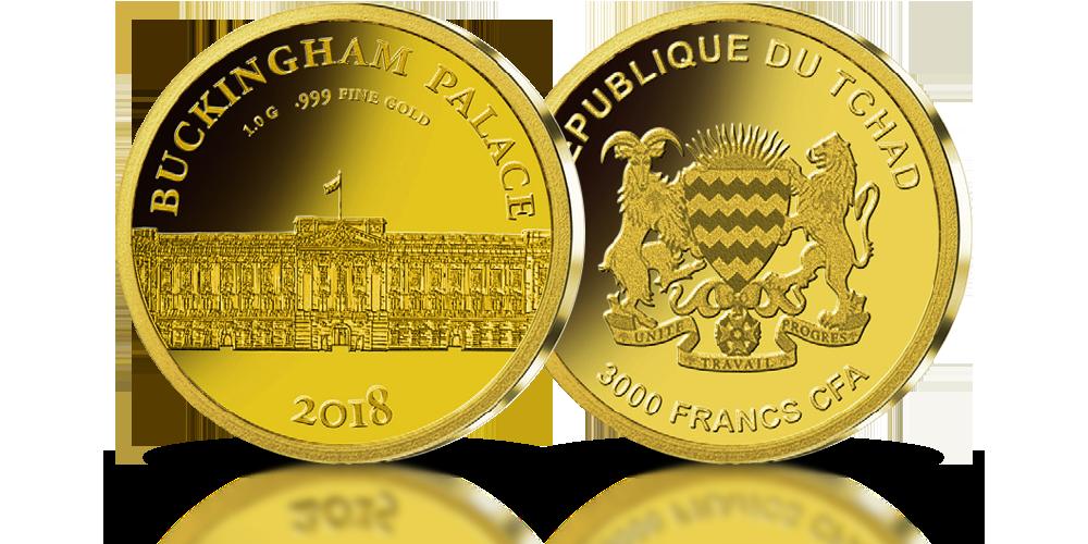 najmniejsza-zlota-moneta-palac-buckingham