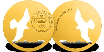 Pamiątkowa srebrna moneta
