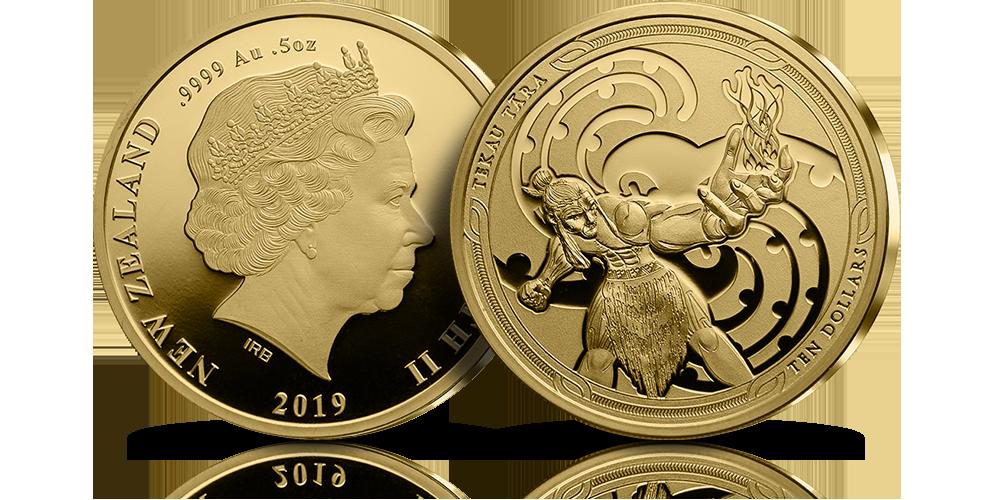 zlota-moneta-nowa-zelandia-mau