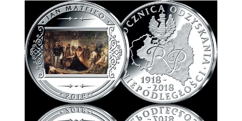 srebrny-numizmat-jan-matejko-polonia-1863