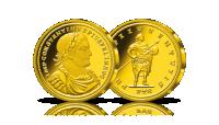 Najcenniesza-moneta-Cesarstwa-Rzymskiego-zloty-sold-replika