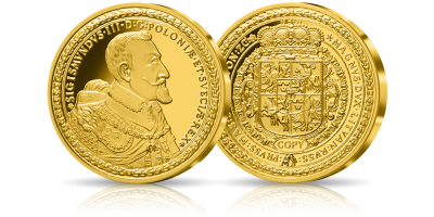Repliki najdroższych złotych monet