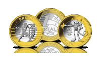 Kompletna kolekcja monet okolicznościowych Rio 2016