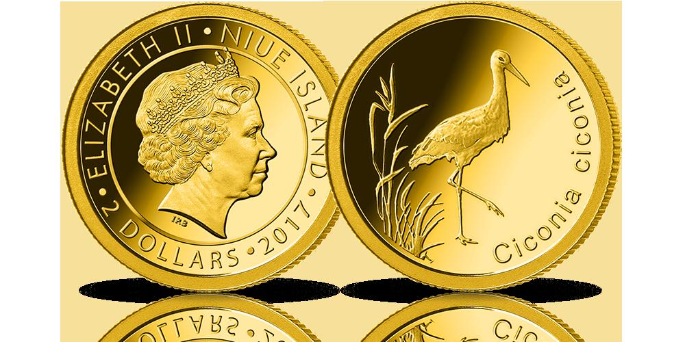 zlota-moneta-kolekcja-siedem-cudow-polski-bocian