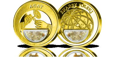 Kolekcja Skarby Polski: Agat