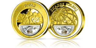 Kolekcja Skarby Polski: Topaz
