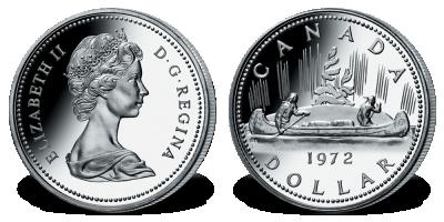 Srebrne Dolary Kanadyjskie