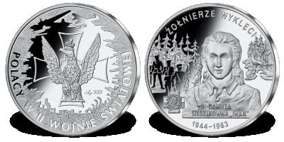 Srebrna kolekcja Polacy w II Wojnie Światowej