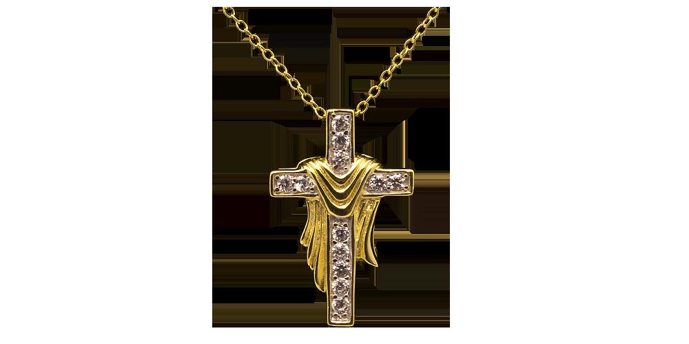 srebrny-krzyz-ozdobiony-12-cyrkoniami-bizuteria