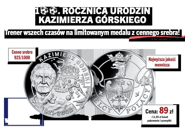 100. rocznica urodzin Kazimierza Górskiego