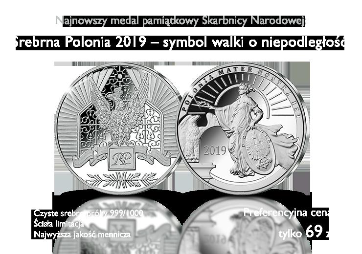 Polonia 2019 - symbol walki o niepodległość