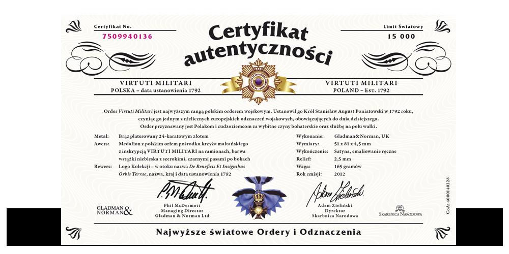 ordery-i-odznaczenia-certyfikat