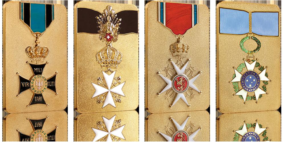 Światowe Ordery i Odznaczenia