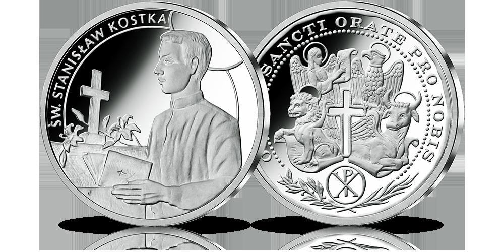 Święty Stanisław Kostka patron Polski