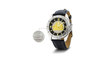 elegancki-zegarek-historyczna-srebrna-moneta-2-zlote-zaglowiec-porownanie