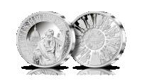 Święty Filip Apostol - srebrny medal