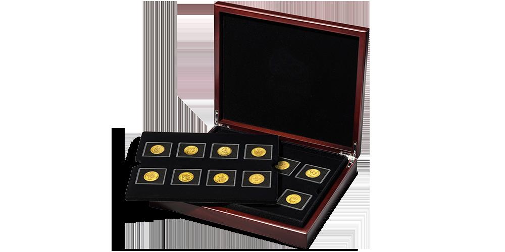wiek-zlota-kolekcja-zlotych-monet-kasetka