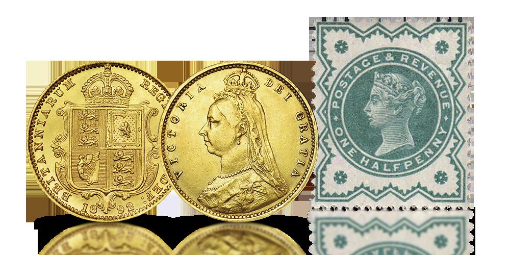 wiek-zlota-kolekcja-zlotych-monet-krolowa-wiktoria