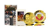 Wielcy Polacy w złocie - akcesoria