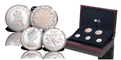 100-letnia historia kanadyjskiego centa w czystym srebrze!