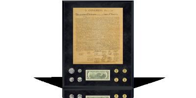 Zestaw Niepodległości USA 1776-2016