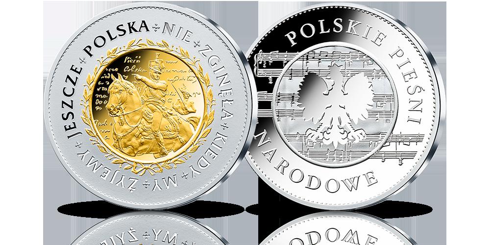 srebrny-numizmat-najwazniejsze-polskie-piesni-narodowe-mazurek-dabrowskiego