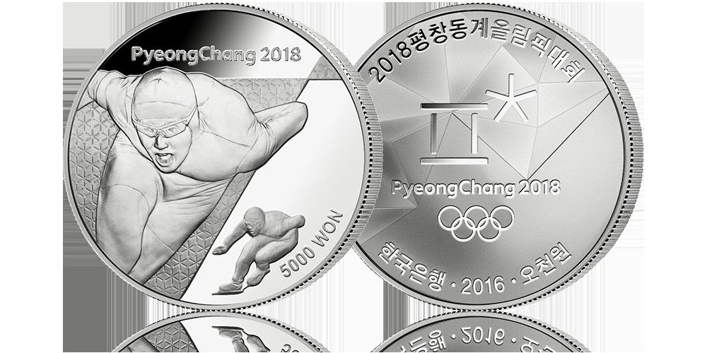 srebrna-moneta-olimpijska-korea-2018-lyzwiarstwo