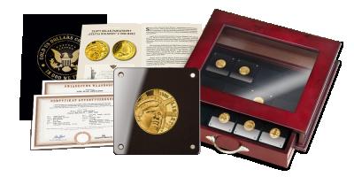 Złote Dolary Amerykańskie