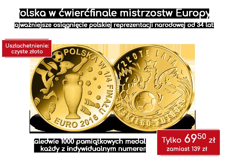 Polska w ćwierćfinale mistrzostw Europy!