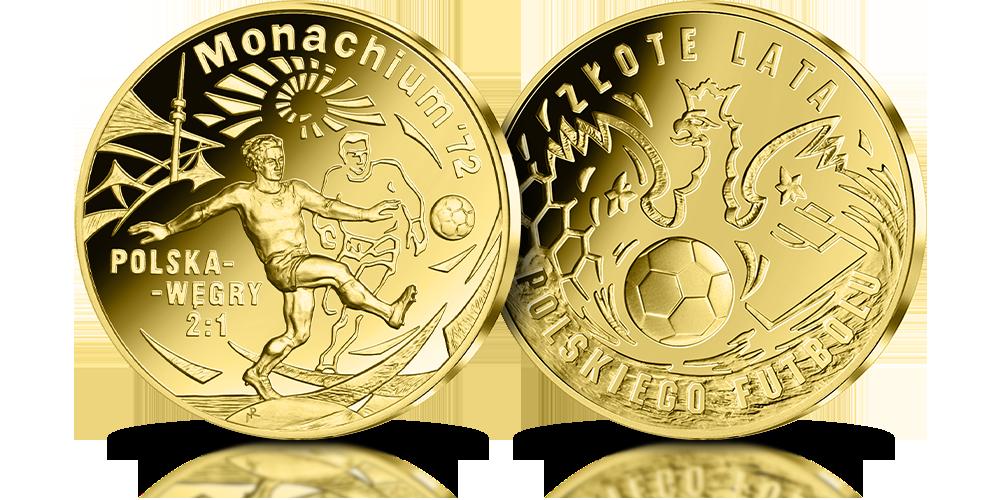 Wielkie zwycięstwo i złoty medal w Monachium: